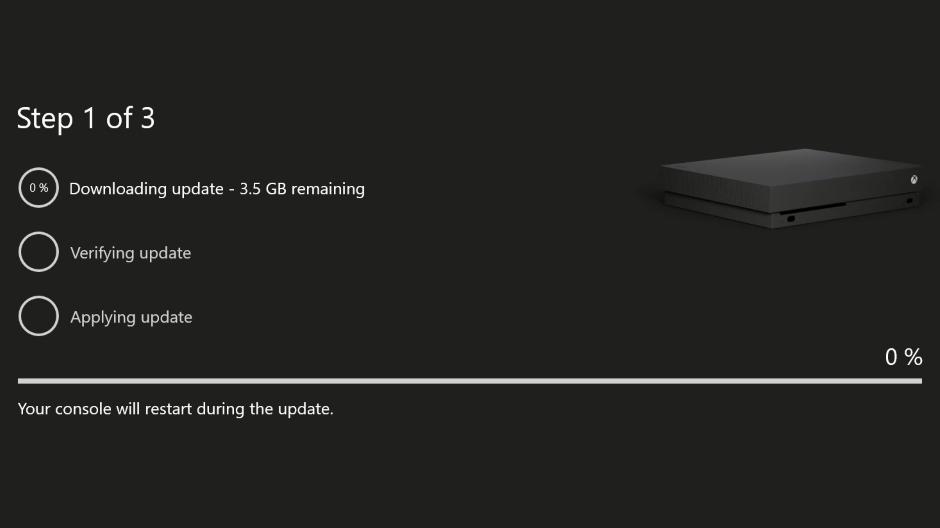 Xbox One Preview Alpha Skip Ahead 1910 Update 190708-1920 - July 12 Hero_DownloadUpdate_Hero.png