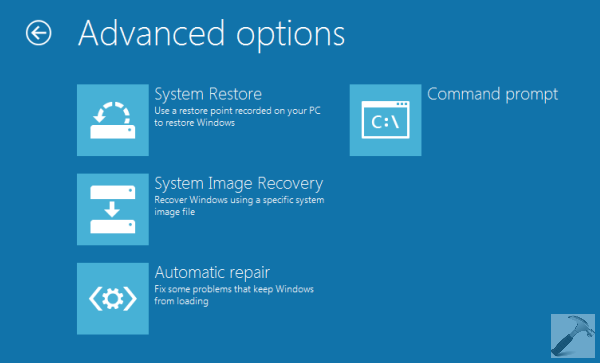 Problems after rollback of Windows 10 1903