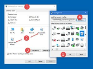 How to change Recycle Bin icon in Windows 10 How-to-change-Recycle-Bin-icon-in-Windows-10-300x222.jpg