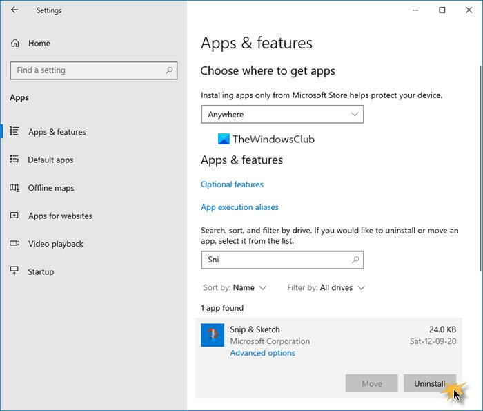 How to Disable or Uninstall Snip and Sketch in Windows 10 How-to-disable-Snip-and-Sketch.jpg