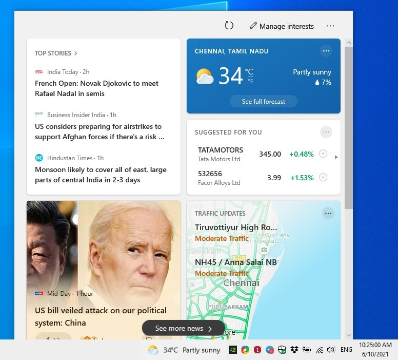 How to disable the Weather widget from the Windows 10 Taskbar How-to-disable-the-Weather-widget-from-the-Windows-10-Taskbar.jpg
