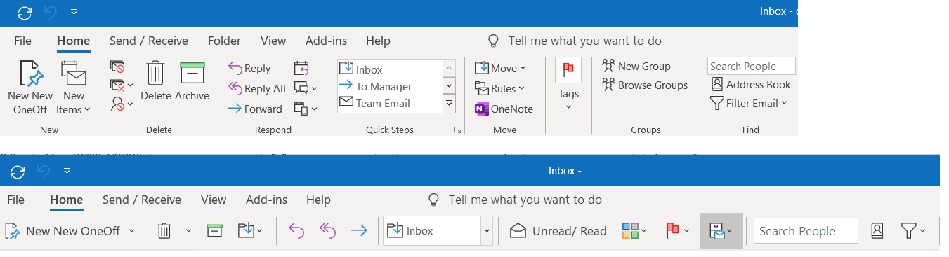 Office 365 and new Outlook simplified ribbon image_thumb.png