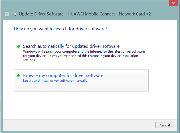 "Ethernet detected but ""No Internet Access"" install-driver-software.png"