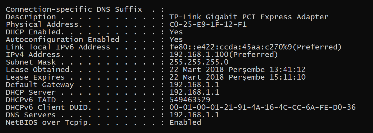 Ethernet keeps disconnecting in Windows 10 ipconfig.png