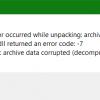 Fix ISDone.dll error, Unarc.dll returned error code message on Windows 10 isdone-unarc-dll-100x100.png