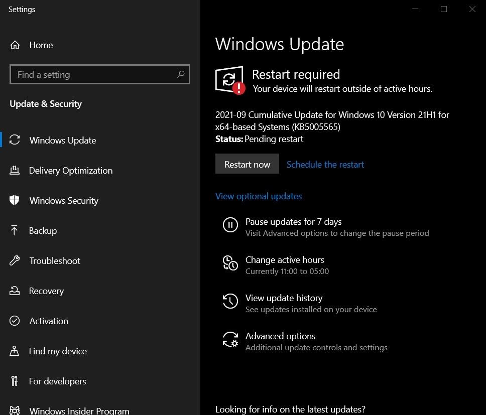 Windows 10 KB5005565 (Build 19043.1237) released with major fixes KB5005565-update.jpg