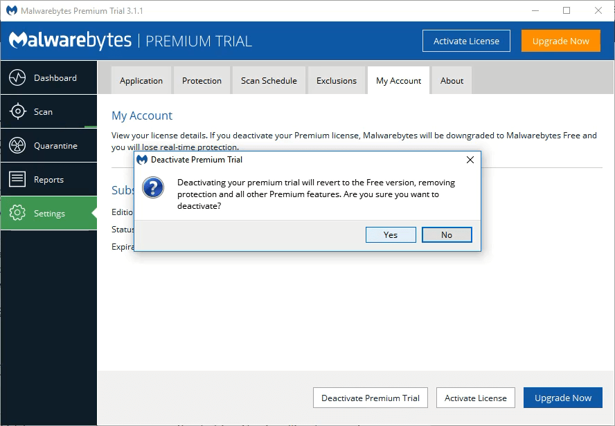 MalwareBytes free version? Can only get free trial. NOT the same! Kq1sX.png