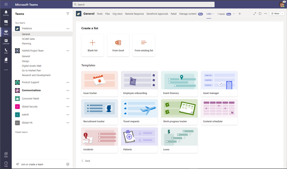 Microsoft Teams personal features now available to desktop and web large?v=1.png