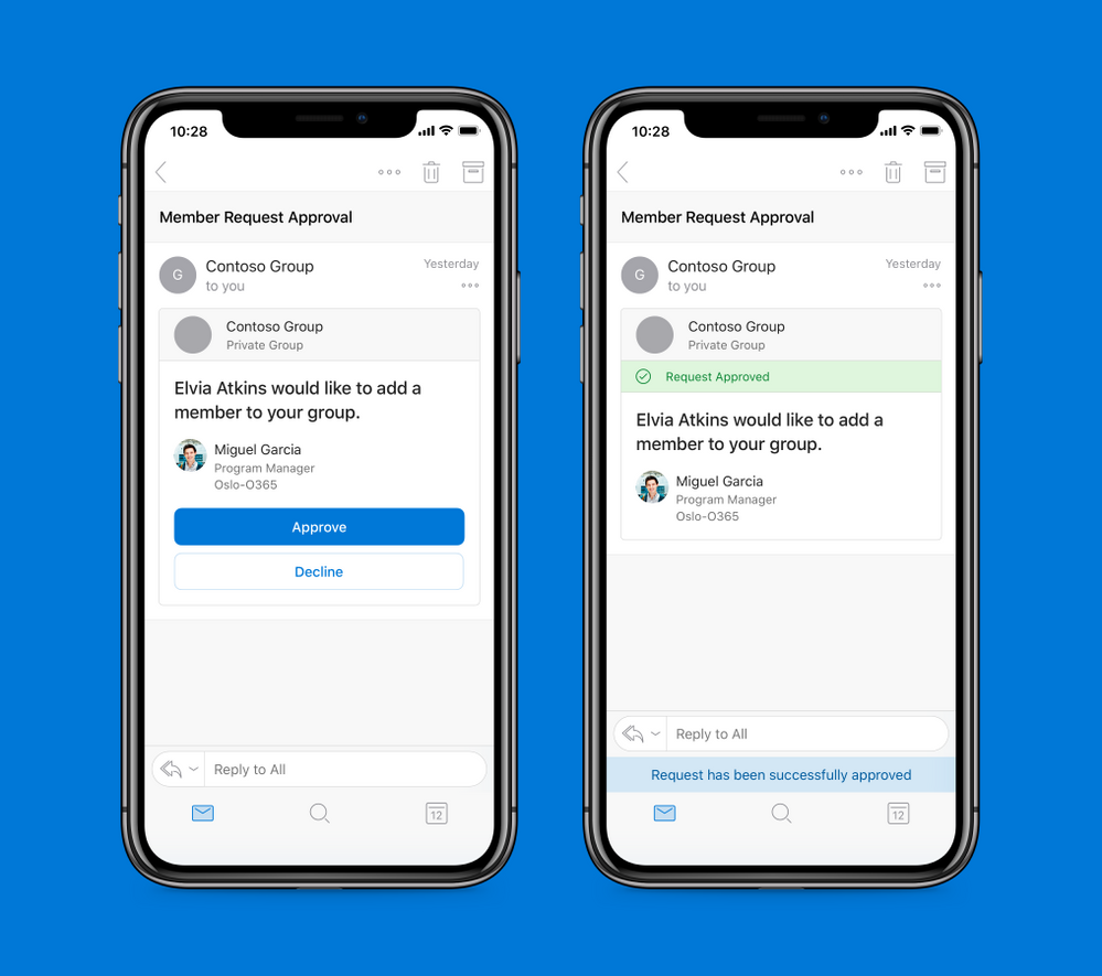 Announcing Actionable Messages in Outlook Mobile for iOS and Android large?v=1.png