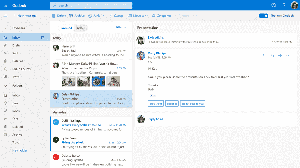 Outlook on the web user experience gets simpler and more powerful large?v=1.png