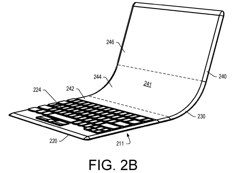 Patent hints at Lenovo's foldable Windows 10 devices with flexible body Lenovo-foldable-patent.jpg