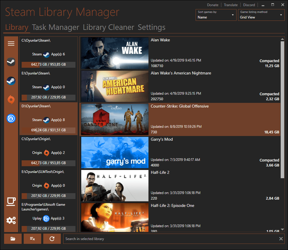Certain Updates are preventing me from accessing Libraries LibraryTab.png