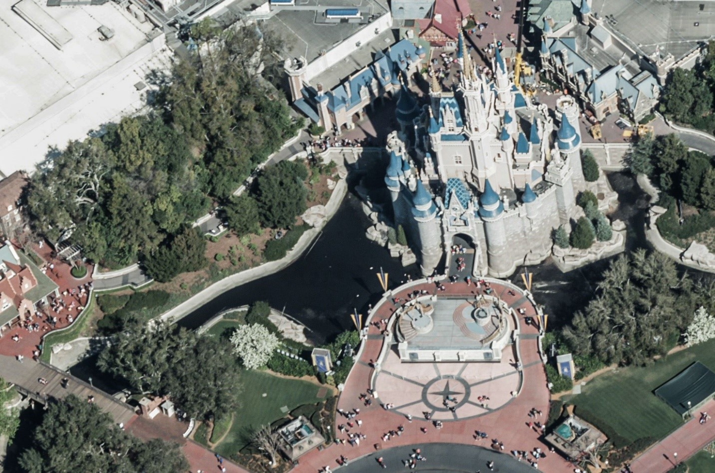 Bing Maps Released New Bird's Eye Imagery MagicKingdomDisneyWorld_OrlandoFL.jpg