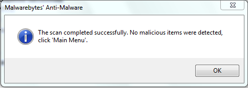 MalwareBytes Detects Safe File All the Time.. What to do? malware.png