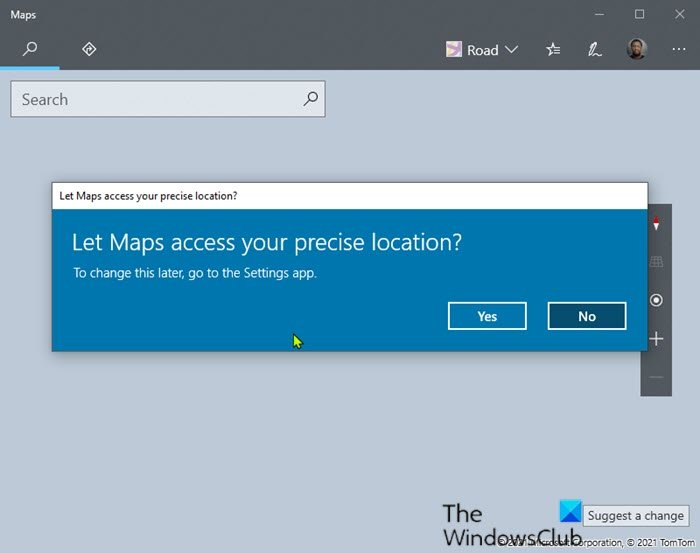 Maps app not working or Shows Incorrect Location in Windows 10 Maps-app-not-working-or-Shows-Incorrect-Location.jpg