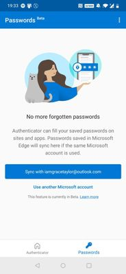 You can now autofill saved passwords from Microsoft Edge on your phone medium?v=1.jpg