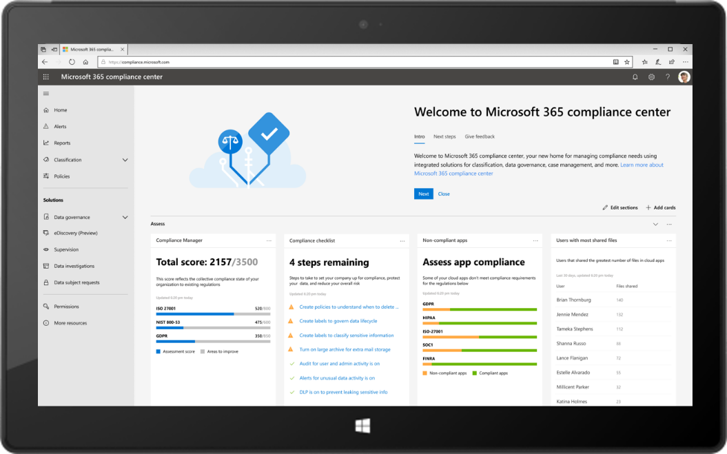 What is New to Microsoft 365 in April 2019 Microsoft-365-January-update-1.png