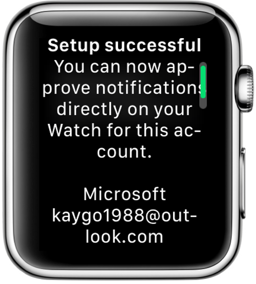 My son needs to approve authentication on app to log onto the Microsoft Auth app? Microsoft-Authenticator-companion-app-for-Apple-Watch-2.png