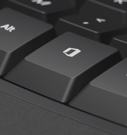 Microsoft may introduce Office key for Windows 10 keyboards Microsoft-Office-keyboard.jpg
