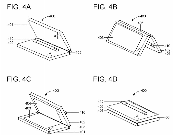 Microsoft's patent shows off dual-screen device with flexible stylus Microsoft-pen-patent.jpg