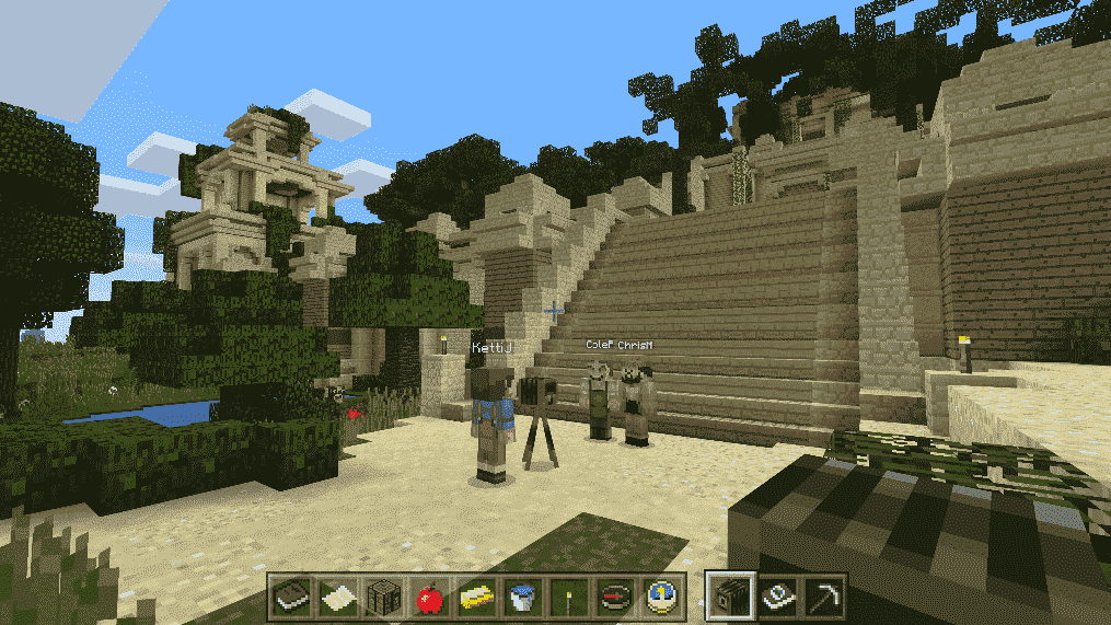 Minecraft: Education Edition expands to iPad minecraft.png
