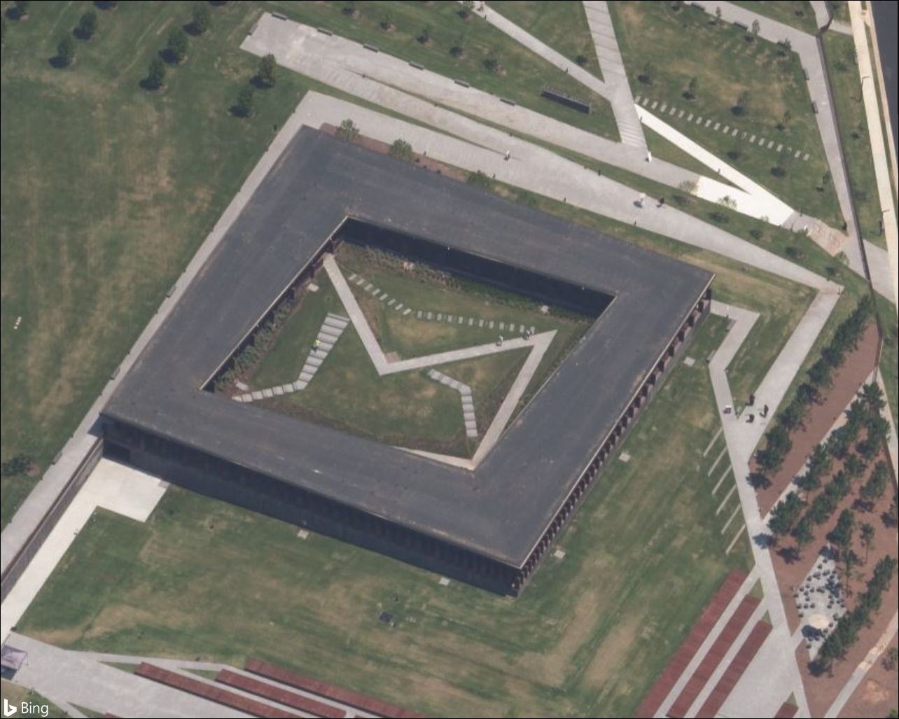 Bing Maps Released New Bird's Eye Imagery NationalMemorialForPeaceandJustice_MontgomeryAL.png