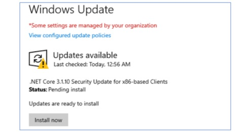 Windows 10 is getting support for additional Microsoft products updates Net-Core-updates.jpg