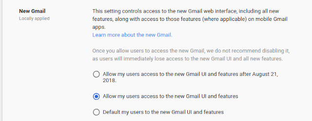Remove new feature in Gmail New%2BGmail%2BGA.png