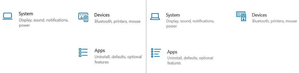 Windows 10 Sun Valley update reveals 'refreshed' system icons with Fluent UI New-icons.jpg