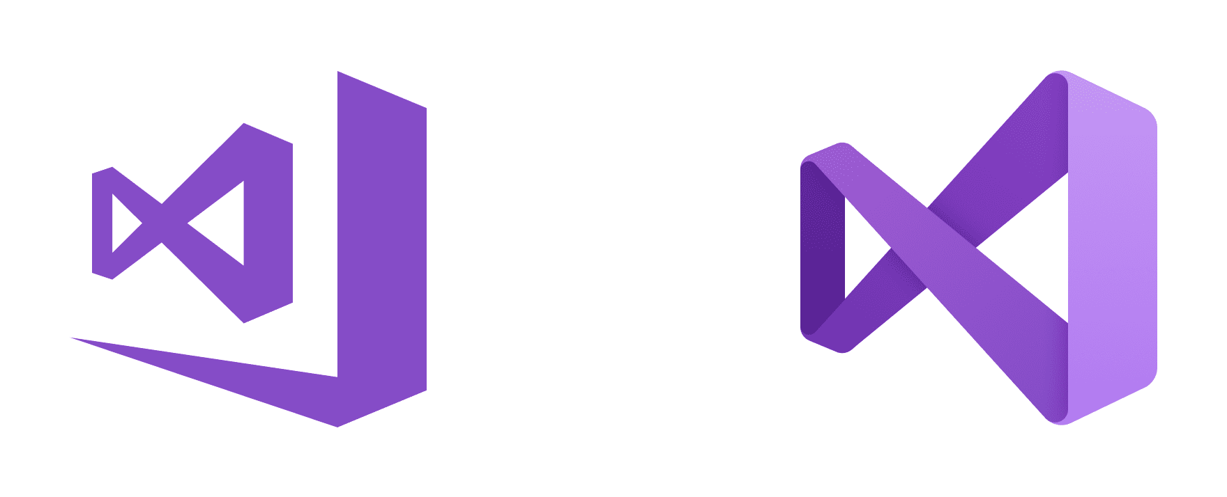 A preview of UX and UI changes in Visual Studio 2019 new-old-vs-win-icons-1.png
