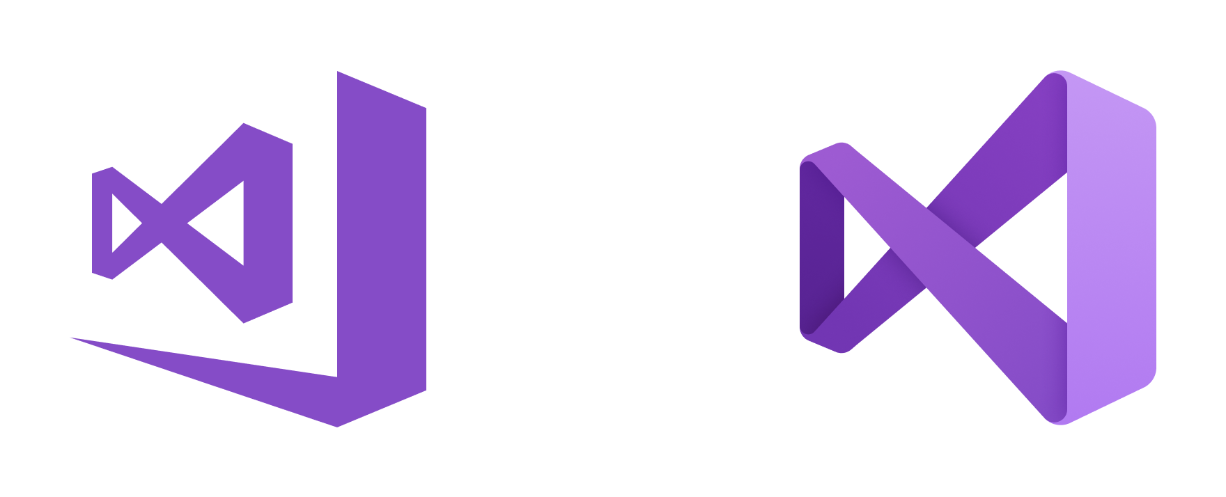 Visual Studio 2019 Preview 2 Blog Rollup new-old-vs-win-icons-1.png