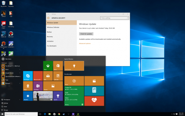 Windows 10 Build 18362 239 is now available, download