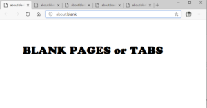 How to open a Blank Tab or Page when you launch Edge browser Open-Multiple-Blank-Pages-on-Edge-300x157.png