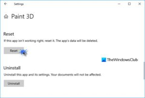 Paint 3D not working or opening in Windows 10 – Error 0x803F8001 Paint-3D-not-working-or-opening-300x203.jpg