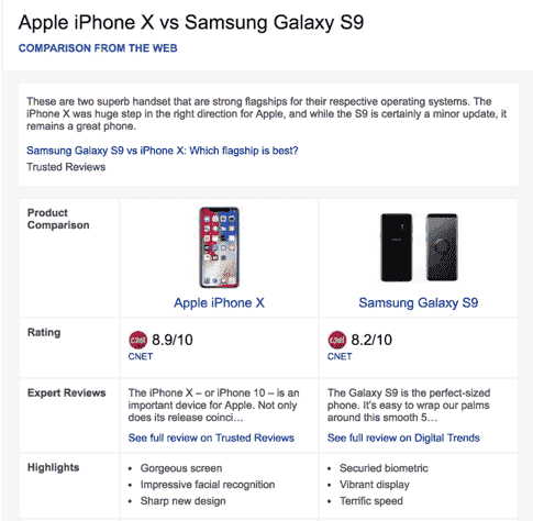 Black Friday on Bing: intelligent shopping, product insights, and more PhoneCompare.png.png