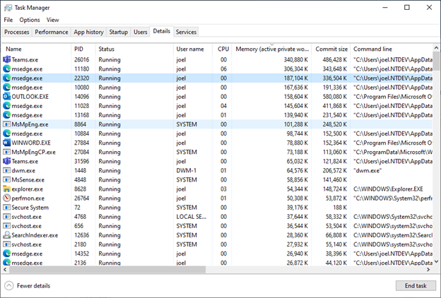 How to investigate Microsoft Edge memory usage on Windows Picture3.png