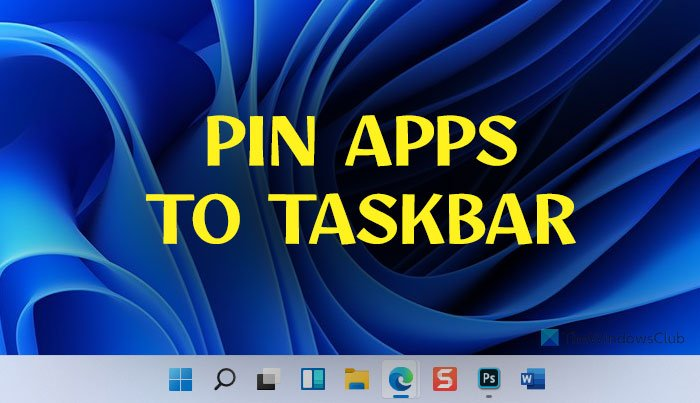 How to pin any app to the Taskbar in Windows 11 pin-app-taskbar-windows-11-3.jpg