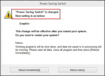 Power Saving Switch is changed issue on Windows 10 Power-Saving-Switch-150x109.png