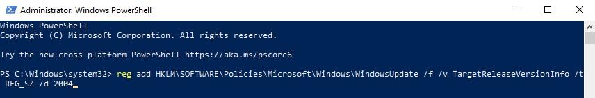 Microsoft reveals new trick to block Windows 10 feature updates PowerShell.jpg