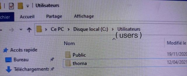 How to change users name ? Because my name is ThomaS :( ptj0w4b4jqs61.jpg