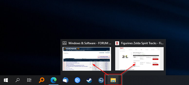 "How to delete thumnail tab edge chromium in ""explorer icon"" ? Q1prllF.png"