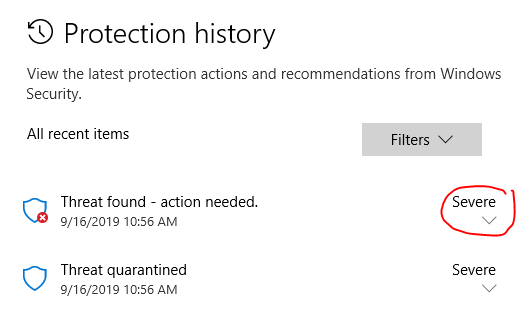 How do I stop Windows Defender from killing my backup script? QyVFwmQ.png