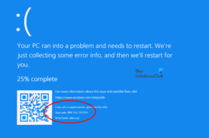 Fix RDR FILE SYSTEM Blue Screen on Windows 10 RDR_FILE_SYSTEM-Blue-Screen-300x199.png