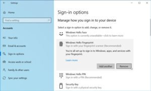 How to remove Fingerprint from Windows Hello in Windows 10 remove-windows-hello-fingerprint-300x181.jpg