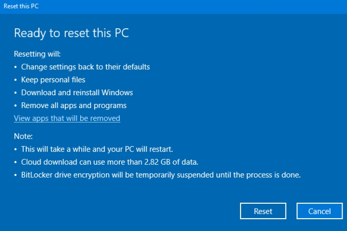 Everything new in Windows 10's next major update Reset-PC.jpg