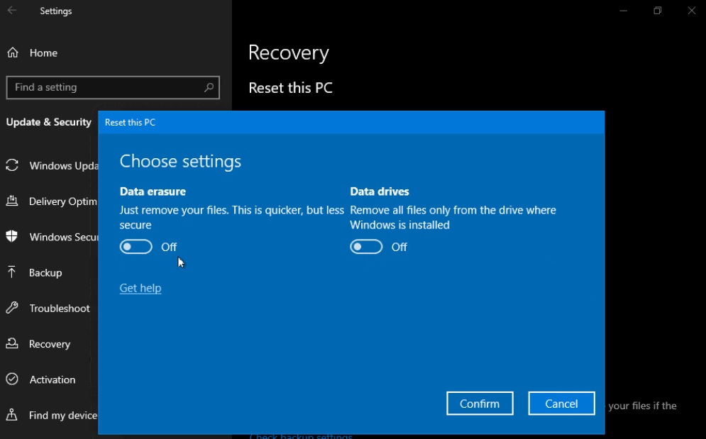 Windows 10 May 2019 Update: The best nifty improvements Reset-PC-settings.jpg