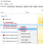 Explorer.exe System call failed error in Windows 10 Restart-the-Windows-Explorer-process-145x150.png