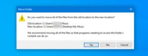 How to restore default location of Library folders in Windows 10 restore-default-location-library-folders-1-300x115.jpg