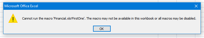 Excel macro stopped working after upgrading to v.1903 RUhVXwF.png