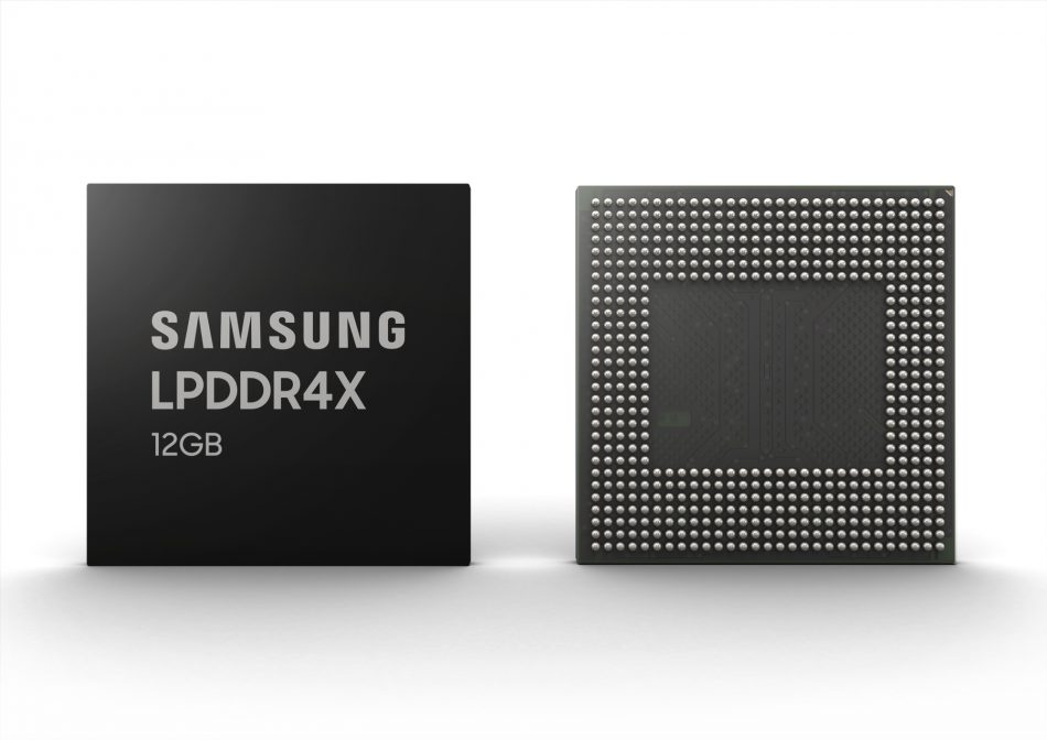 Samsung launches new 12GB LPDDR4X Highest capacity Mobile DRAM Samsung-12GB-LPDDR4X-image2-950x672.jpg